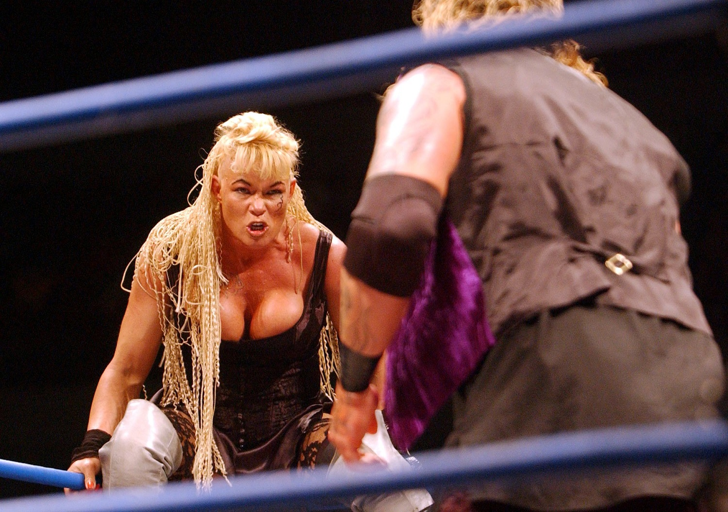 The Tragic Death of Underappreciated WWE 'Anti-Diva' Luna Vachon