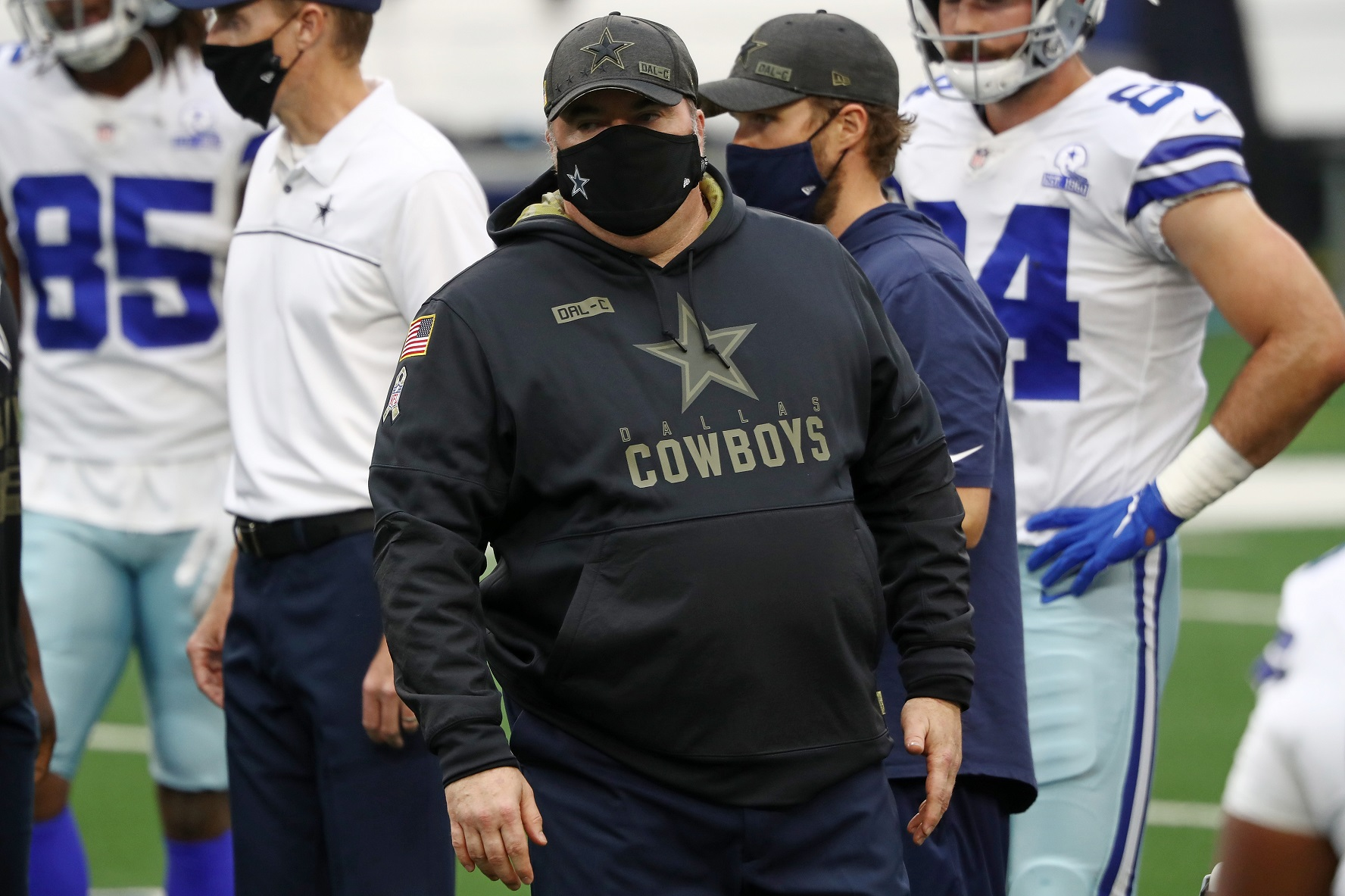 Mike McCarthy, Dallas Cowboys