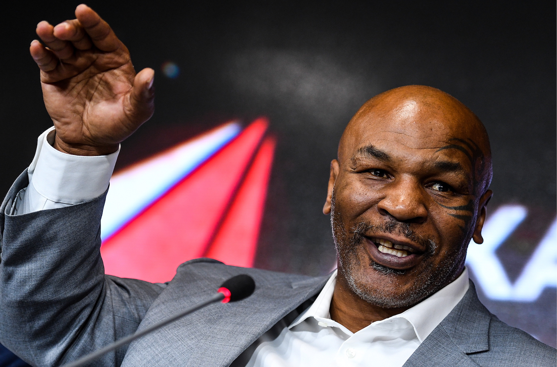 Mike Tyson will reportedly earn $10 million fighting Roy Jones Jr., but he isn't interested in the cash.