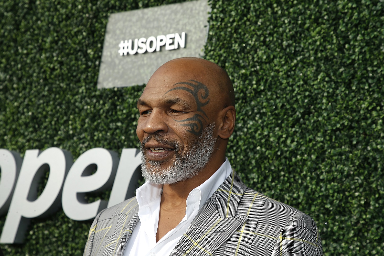 Mike Tyson Took on a 'Wild' New Diet While Training for His Fight With Roy Jones Jr.