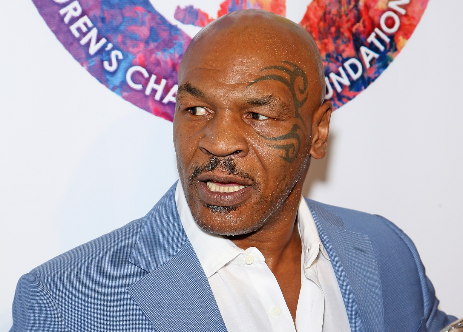Mike Tyson comeback fight drug testing interesting detail