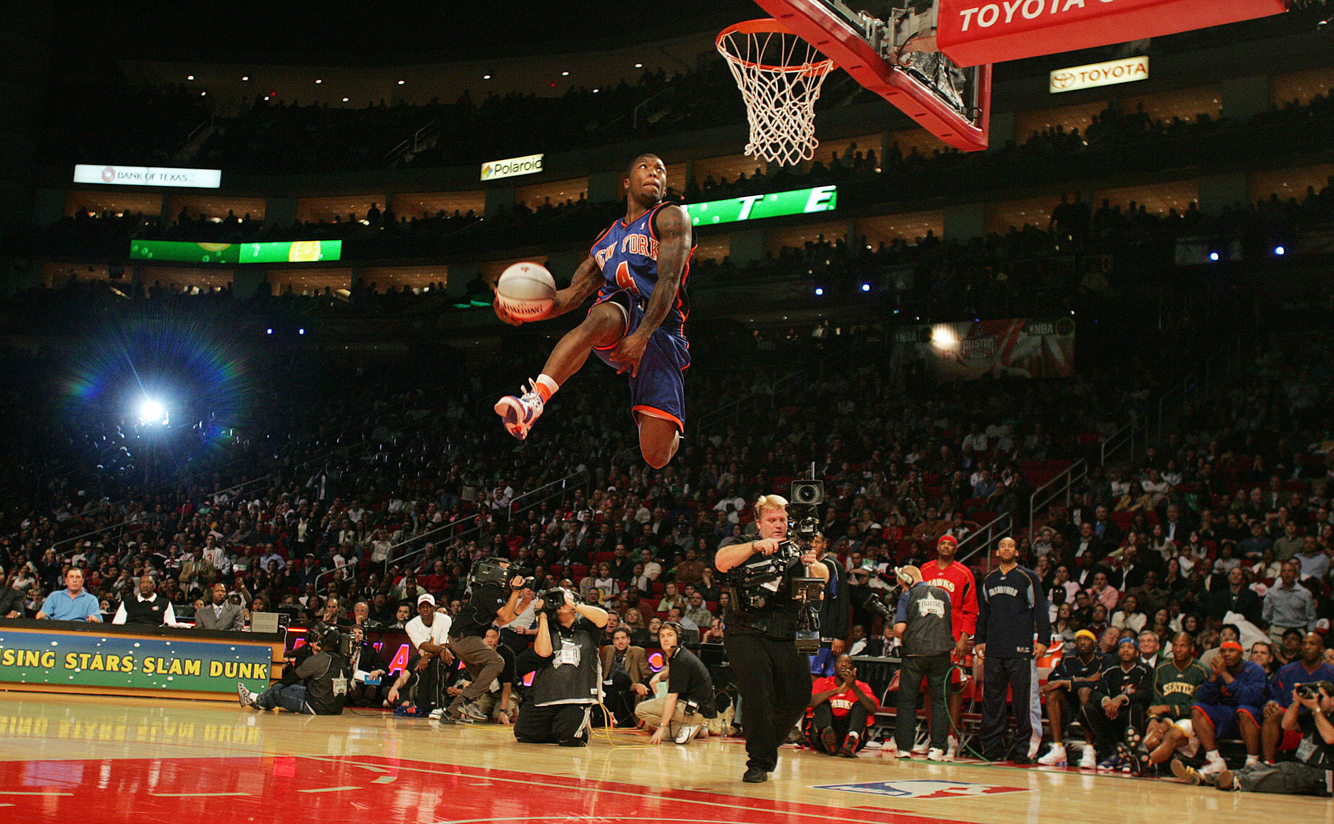 Nate Robinson, Jake Paul's Newest Foe, Earned Nearly $25 Million in the NBA