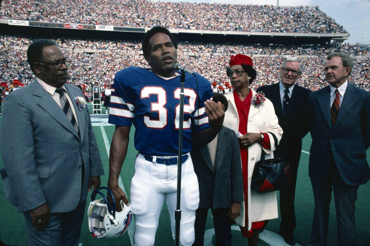 OJ Simpson reveals who his quickly becoming his favorite NFL player.