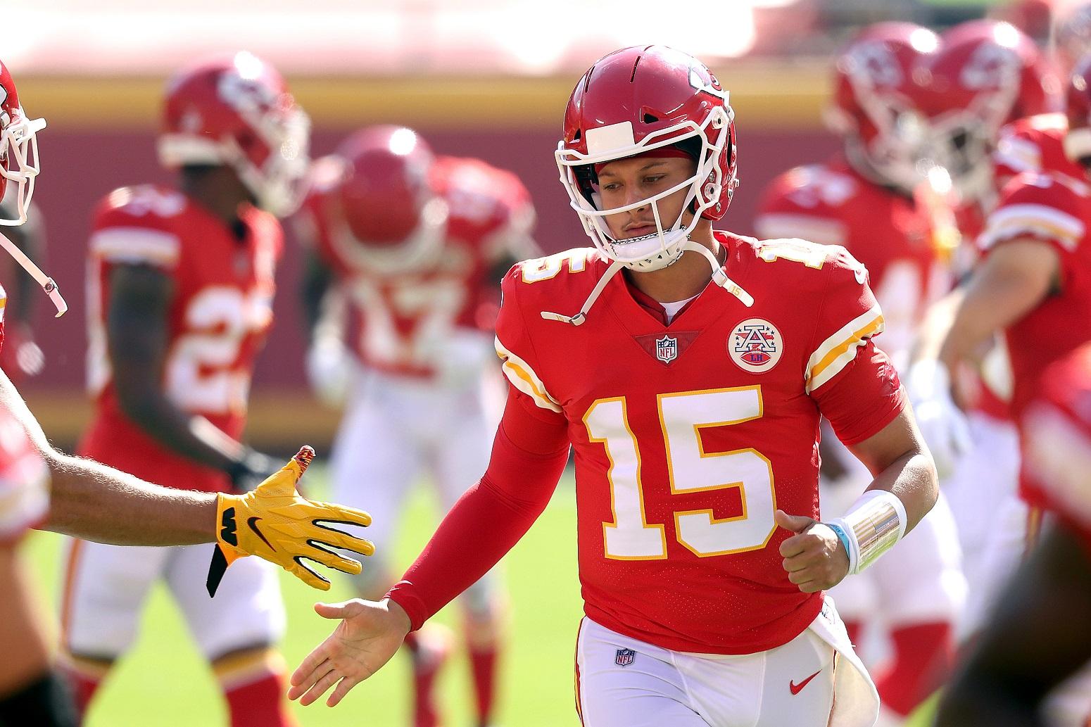 Patrick Mahomes Chiefs NFL early regrets