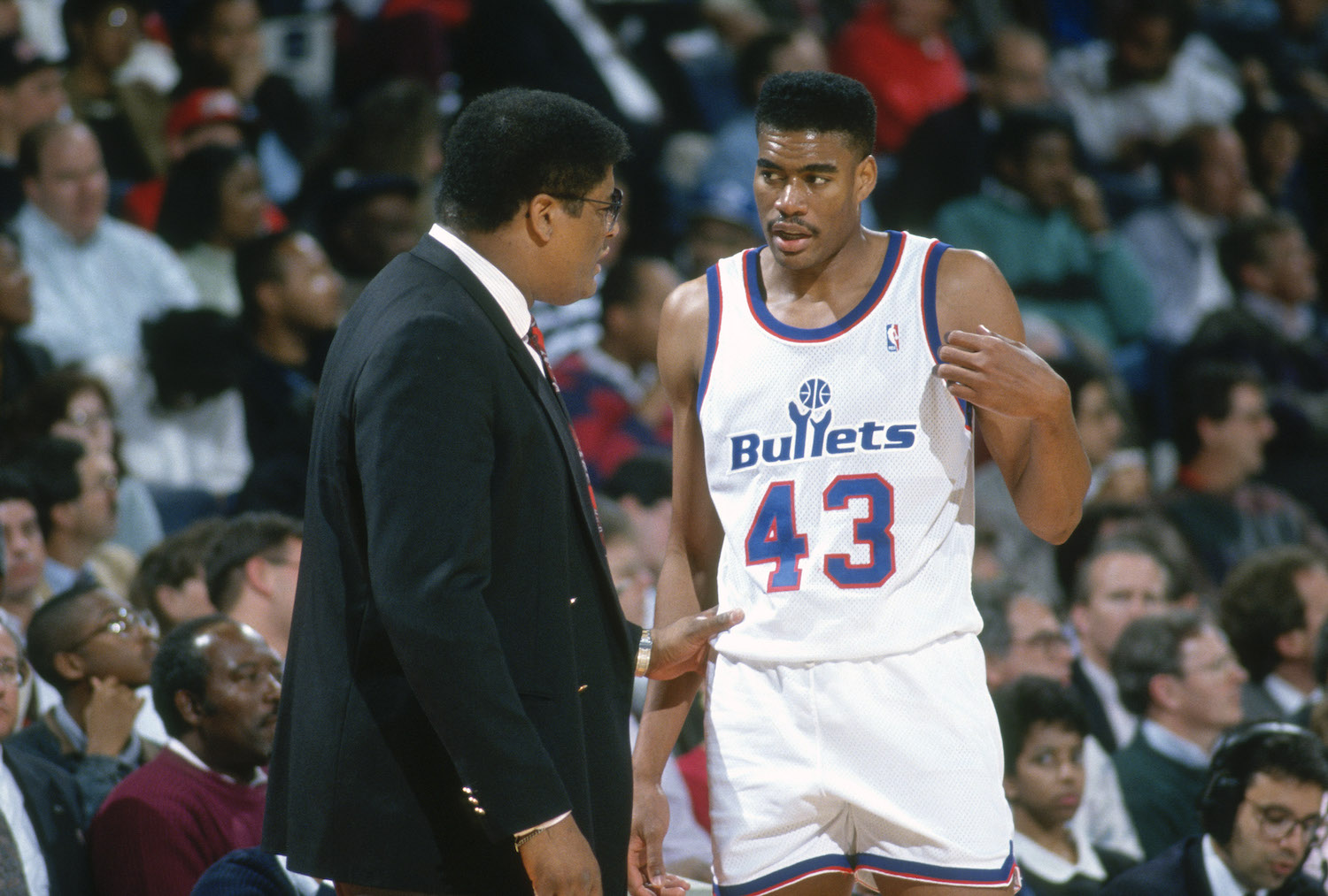What Happened to the No. 1 Overall Pick from the 1989 NBA Draft 'Never Nervous' Pervis Ellison?
