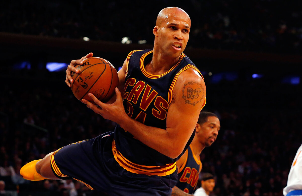 ESPN's Richard Jefferson Had an Extremely Unappreciated and Lucrative NBA Career