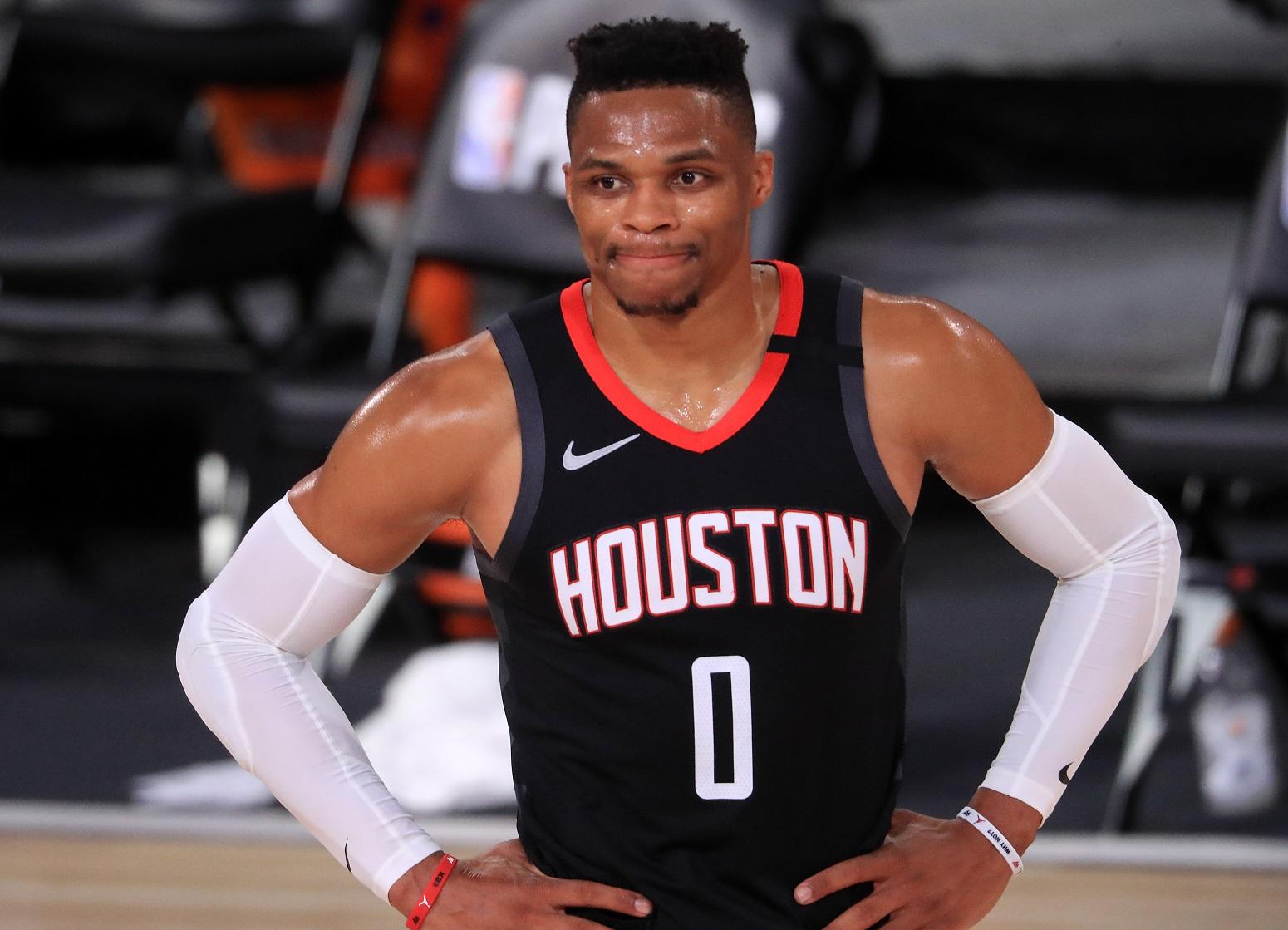 Russell Westbrook New York Knicks rumors