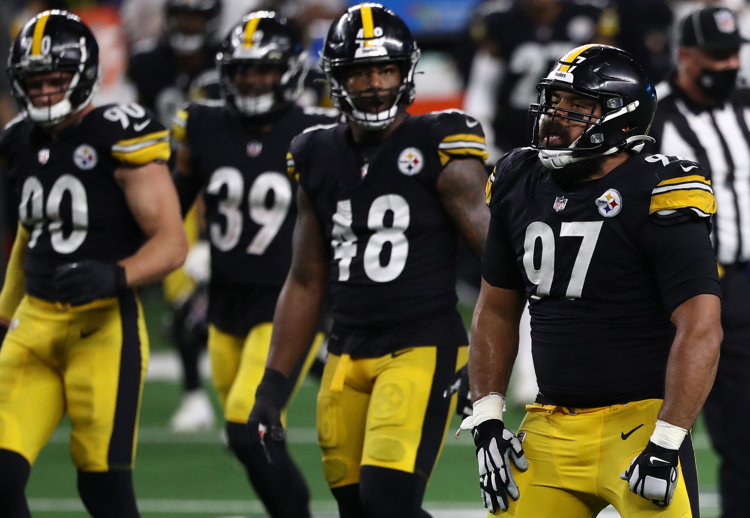 COVID_19 could be the Pittsburgh Steelers' toughest remaining opponent.