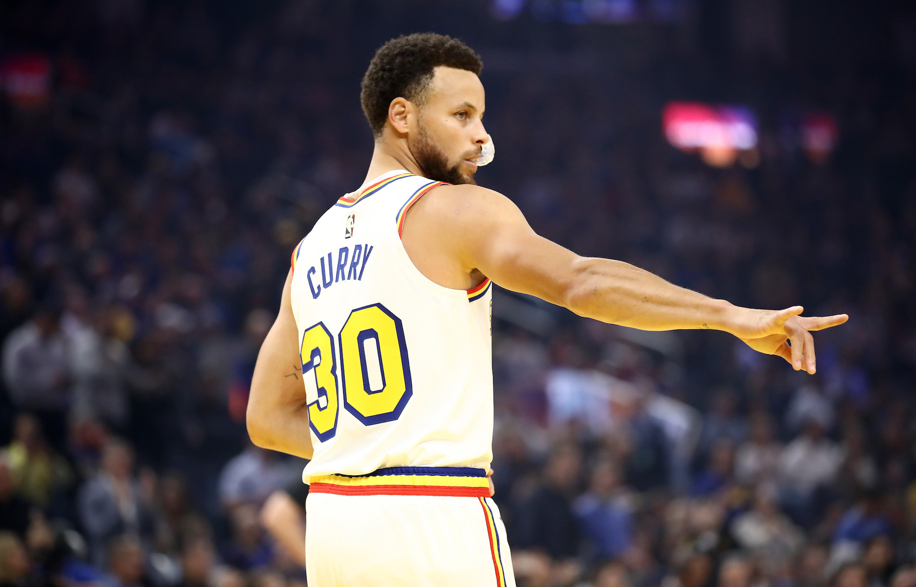 The Golden State Warriors recently got some draft advice from Steph Curry.