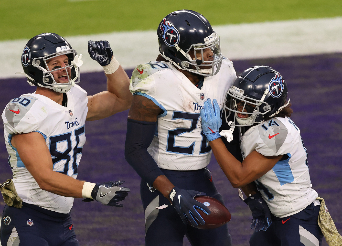 The Tennessee Titans' Playoff Chances Just Increased Because of COVID-19