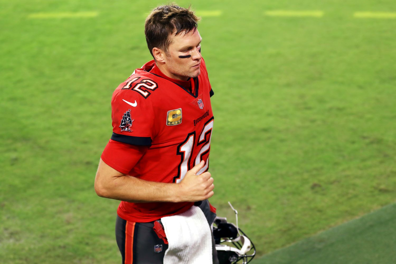 Tom Brady suffered the worst loss of his career on Sunday night against the Saints. Now, the Buccaneers have a much more difficult path to winning the NFC.