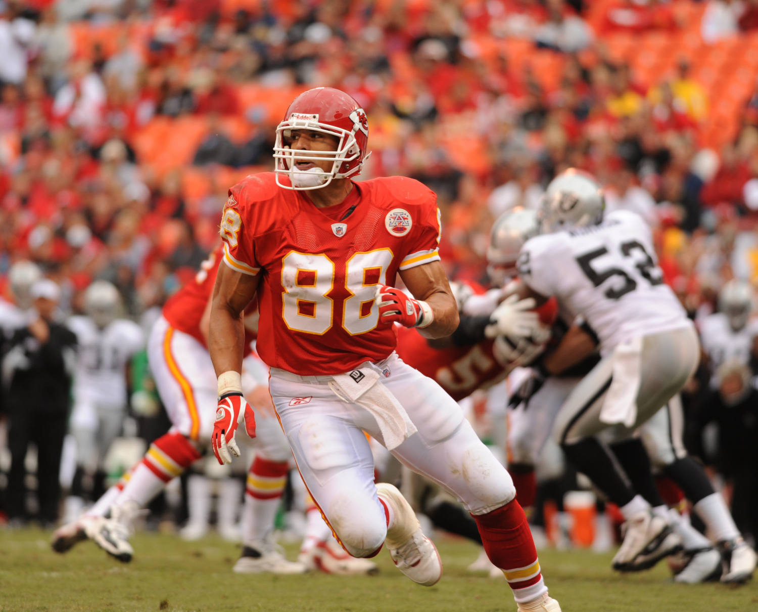 Tony Gonzalez Recalls the Bully He Never Confronted