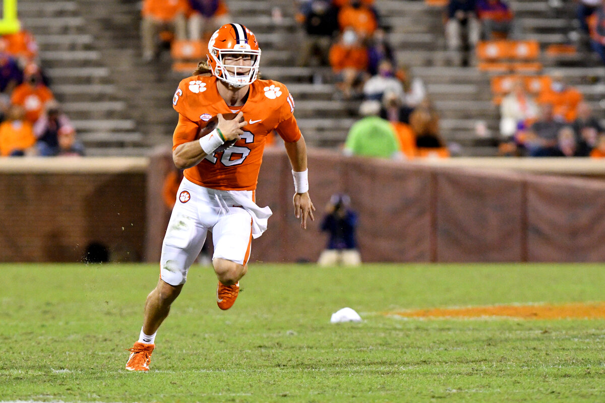 The 2021 NFL draft is only months away, and Clemson quarterback Trevor Lawrence is the favorite to go No. 1 overall. Who else will be taken in the first round?