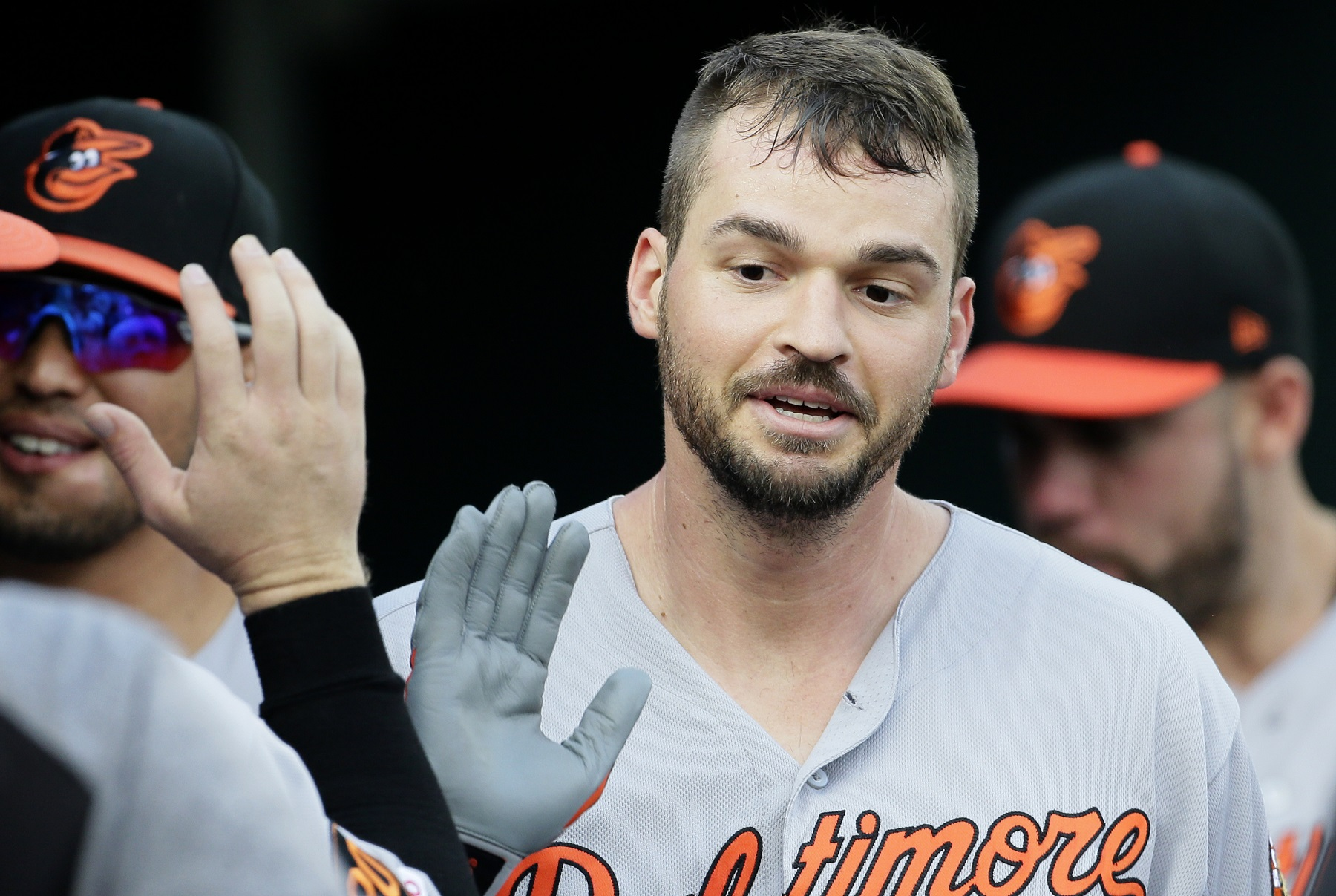 Trey Mancini, Baltimore Orioles