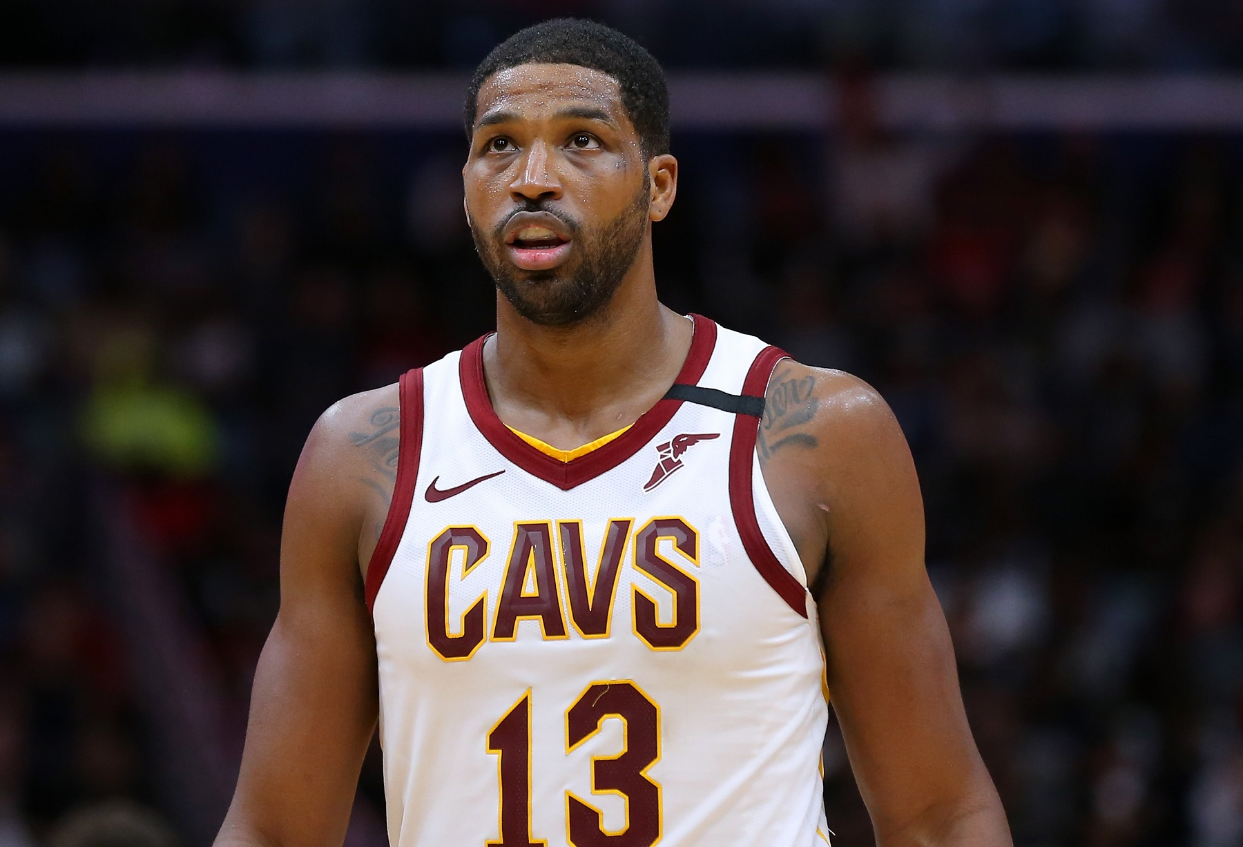 Tristan Thompson Just Did Something More Challenging Than Dating a Kardashian