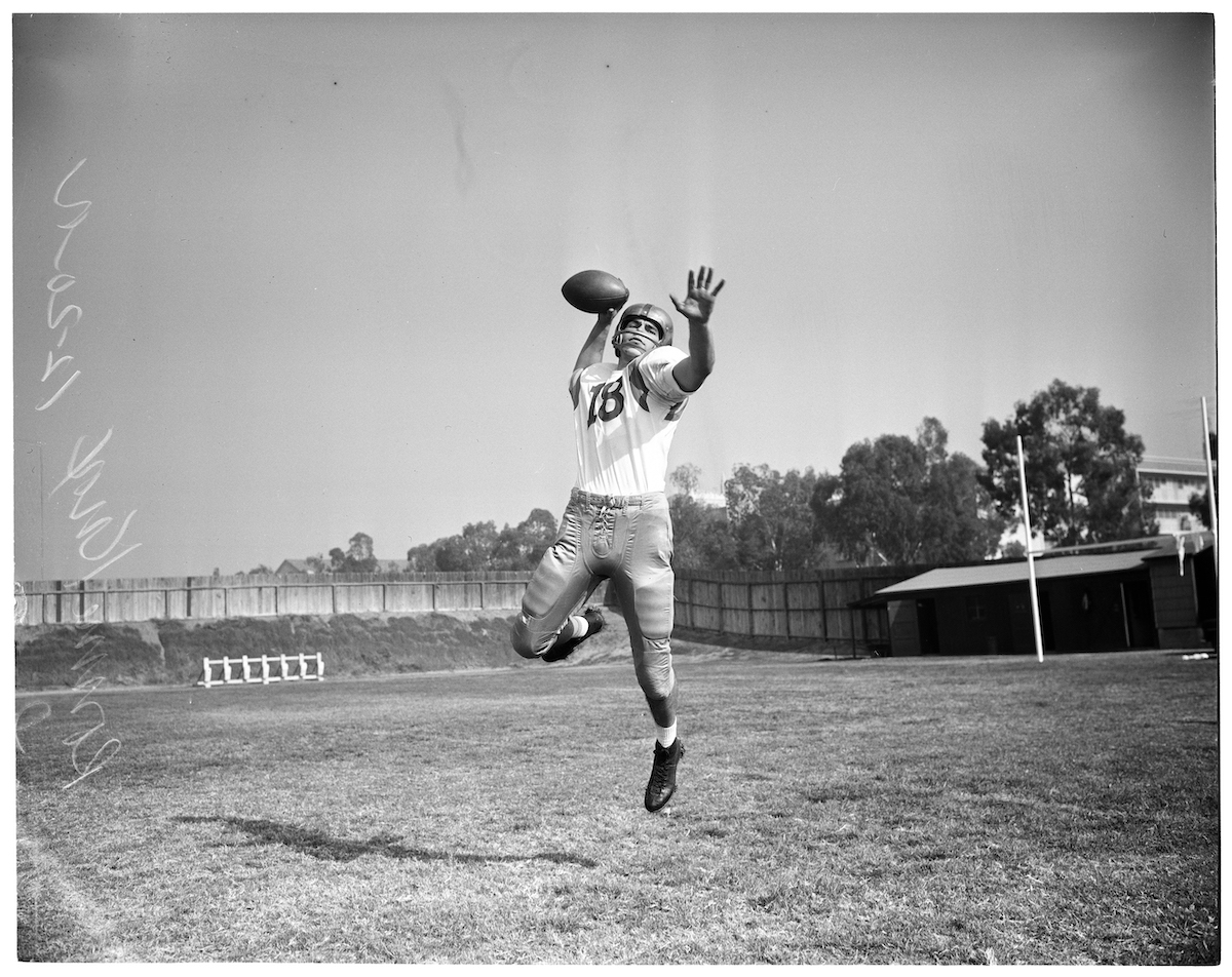 1955 UCLA football player
