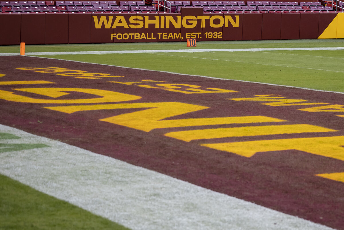 Washington Football Team President Jason Wright just provided an intriguing update about the franchise's next name, which is likely coming in 2021.