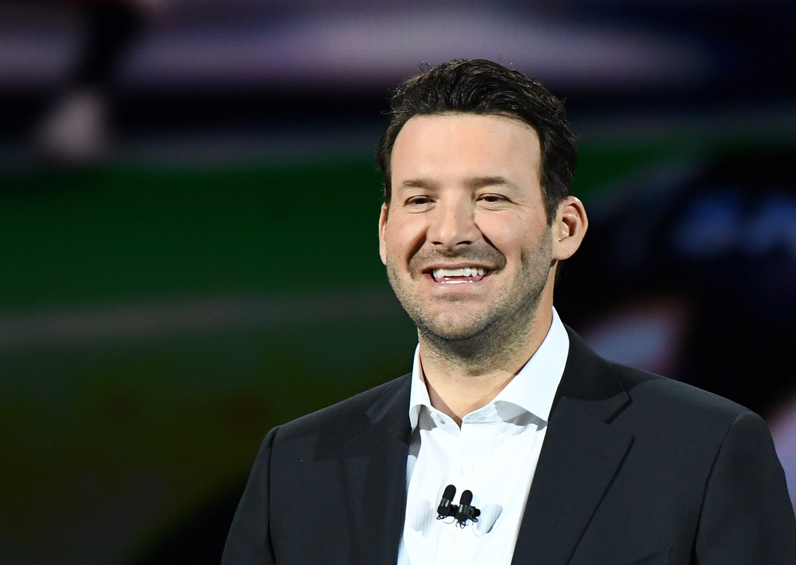Why Tony Romo Won't Be Calling a Game This Week