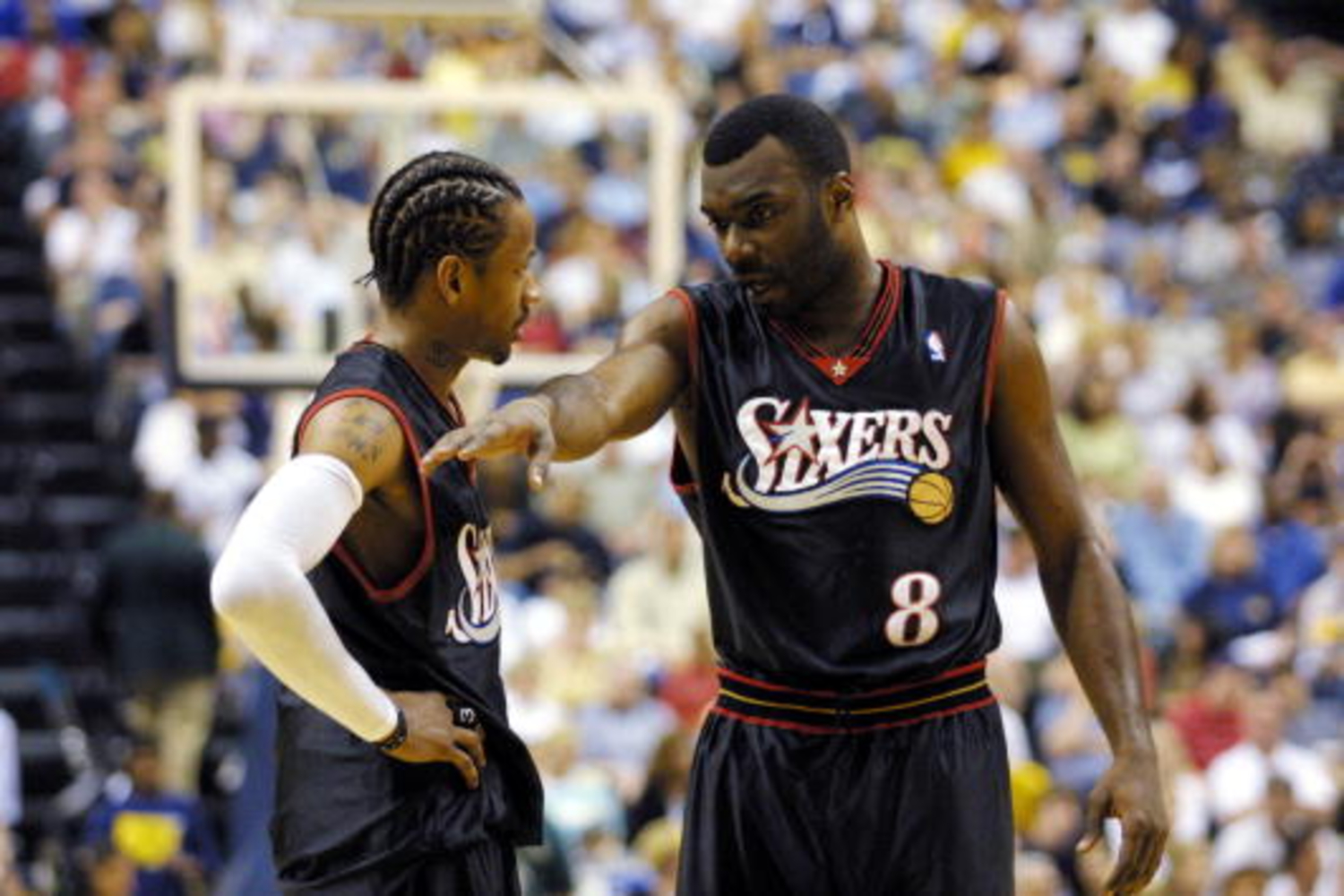 What Happened to Allen Iverson's Supportive Teammate, Aaron McKie?