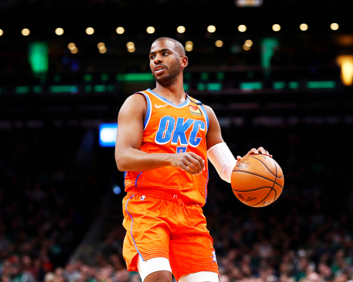 Chris Paul is on the move again and will join the Phoenix Suns
