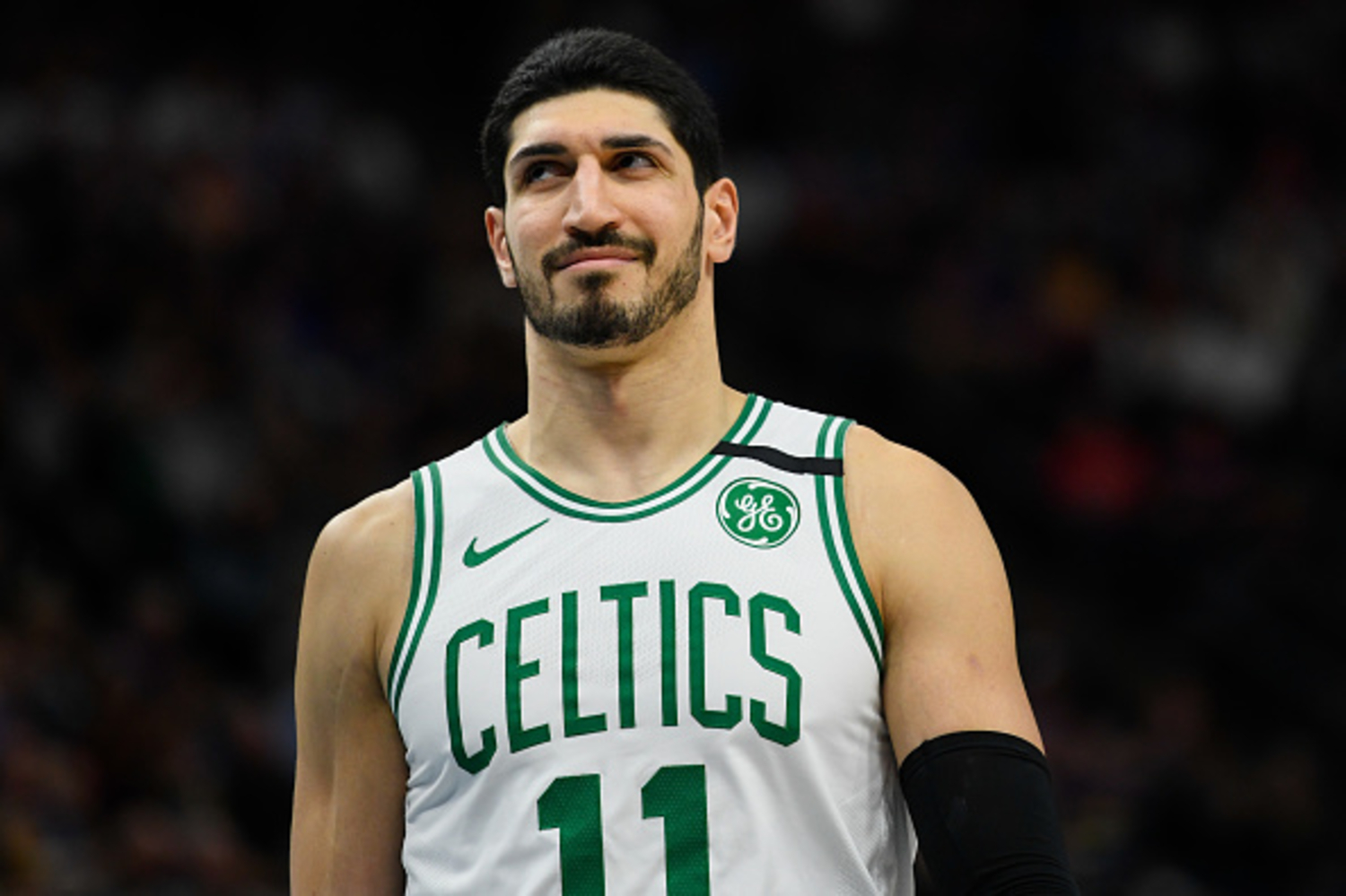 Enes Kanter's time in Boston may soon be over