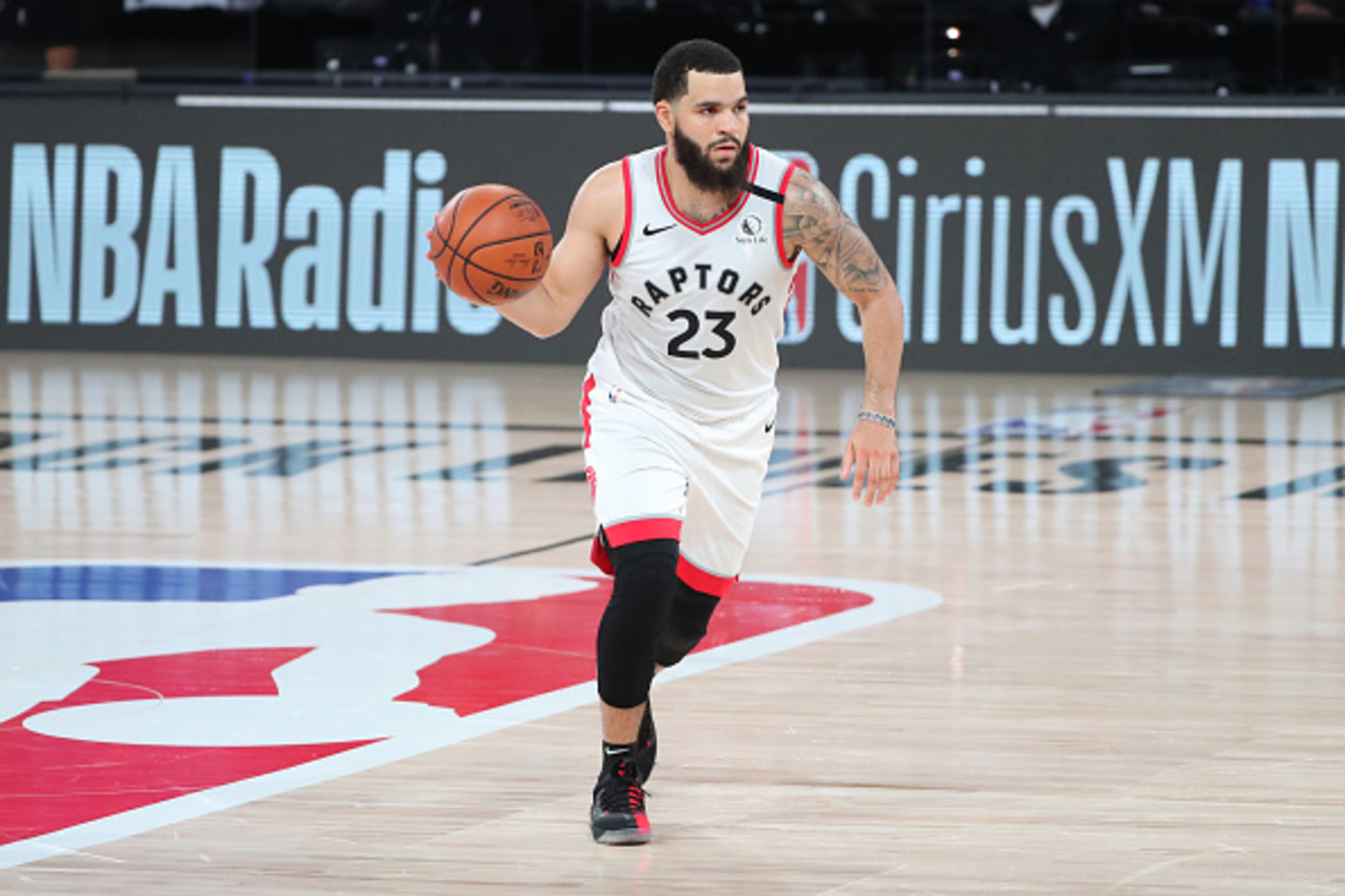 Fred VanVleet is looking to get paid for his next contract