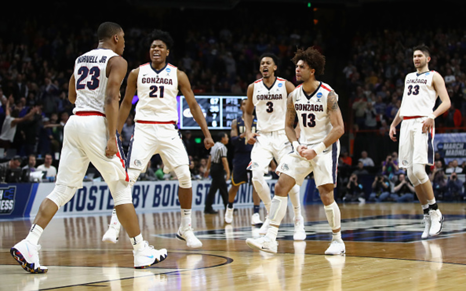 Gonzaga Is the Team to Look Out for This Year in College Basketball