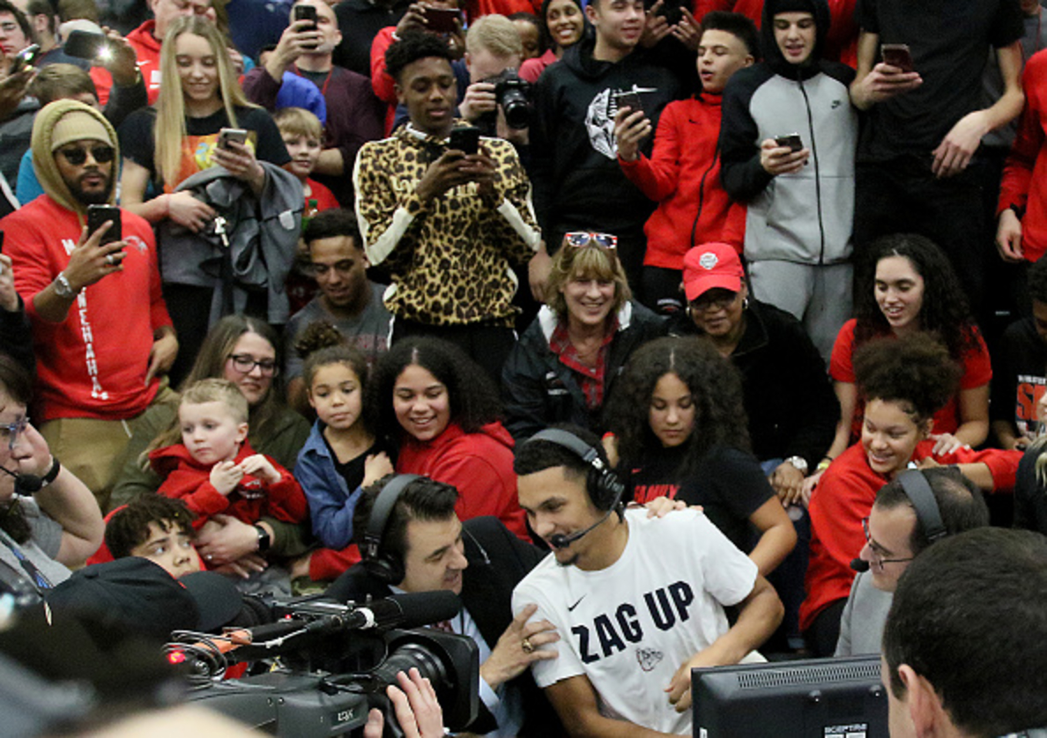 Gonzaga Freshman Phenom Jalen Suggs Could Have Pursued a Football Career