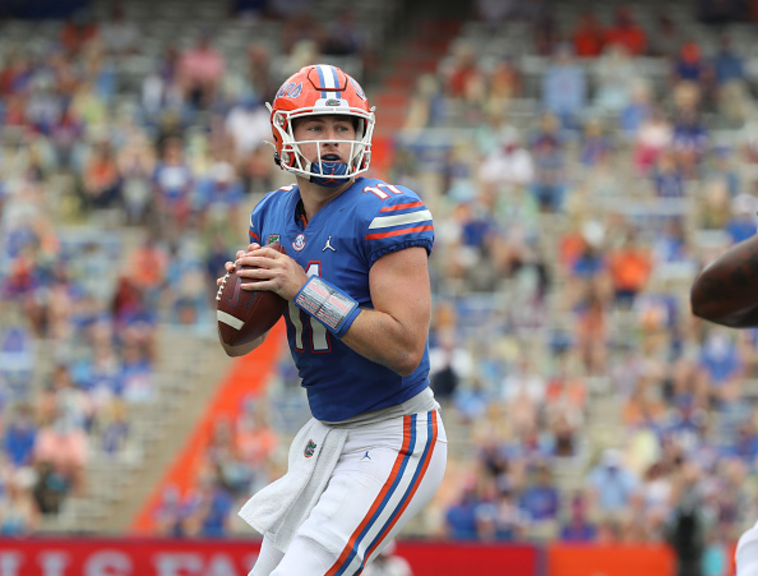 Kyle Trask is having a standout career at Florida