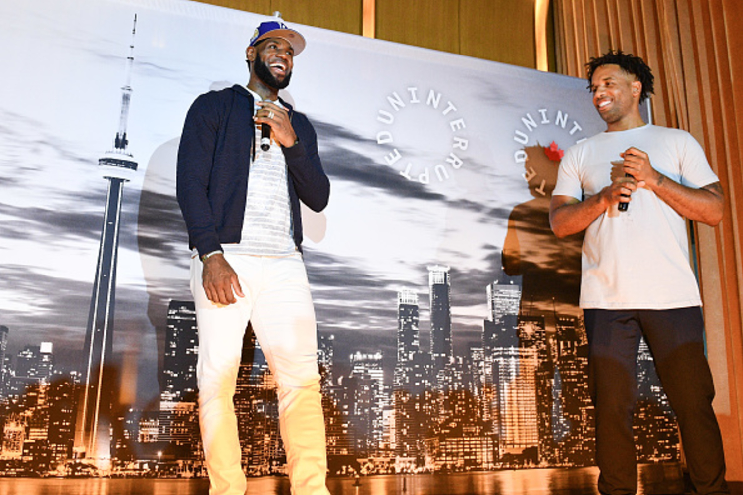 LeBron James and Maverick Carter have developed a strong relationship since they were young