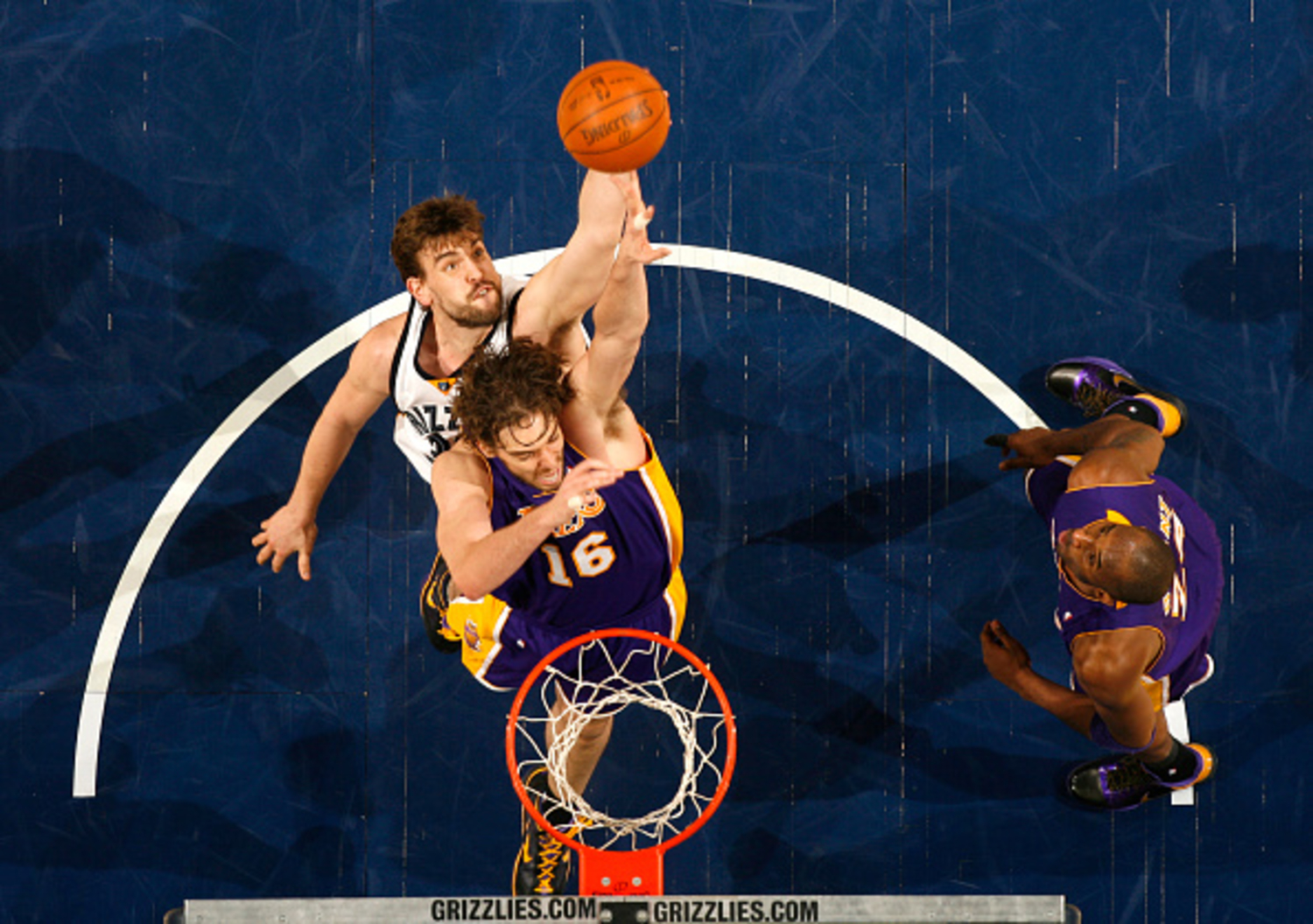 Marc Gasol is Following in His Brother's Footsteps Joining the Lakers