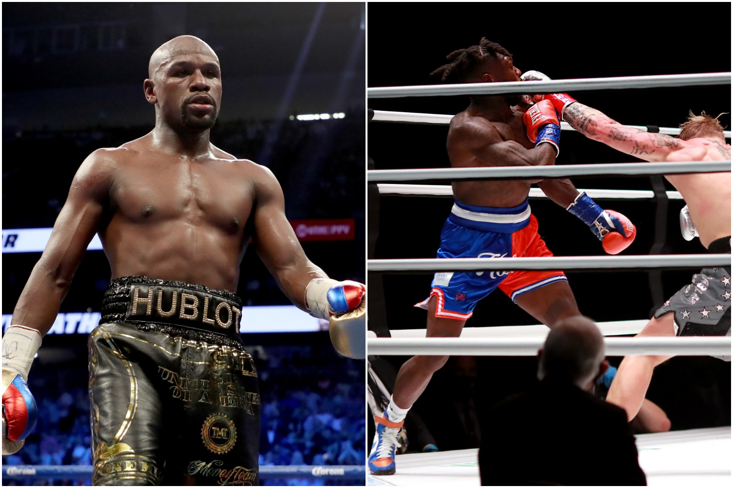 Floyd Mayweather Sends Stern Message to Black Community About Mocking Nate Robinson