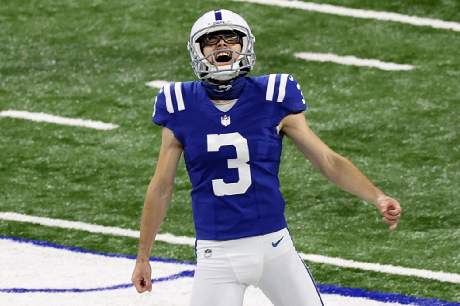 Everything You Need To Know About Colts Kicker Rodrigo Blankenship