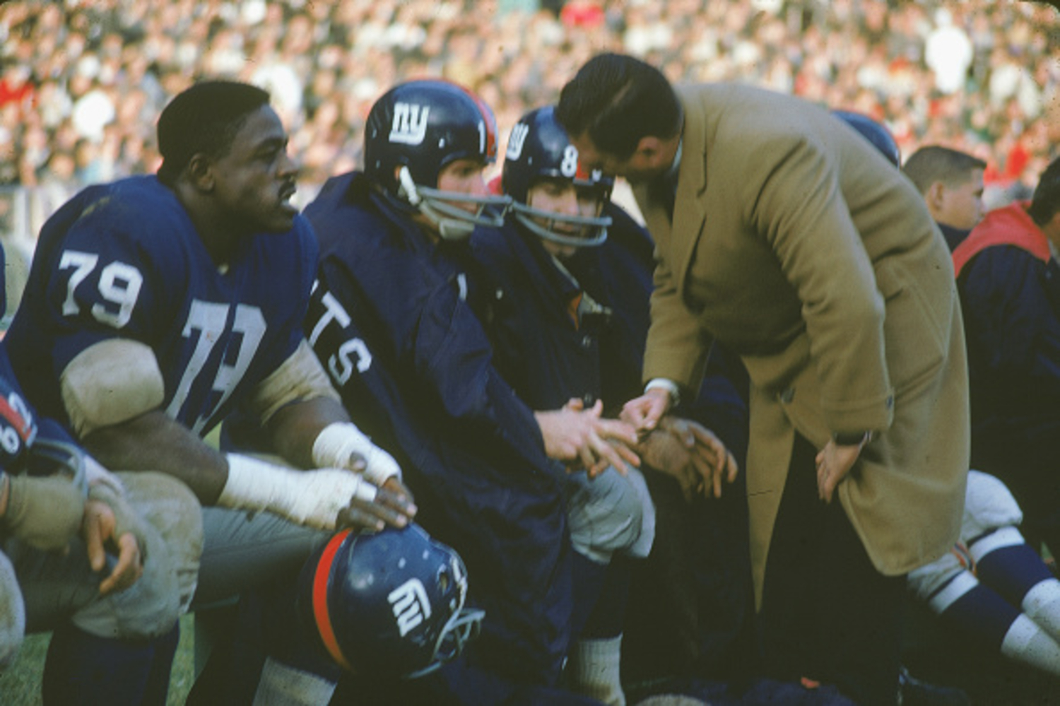 The Tragic Death of New York Giants Star Roosevelt Brown
