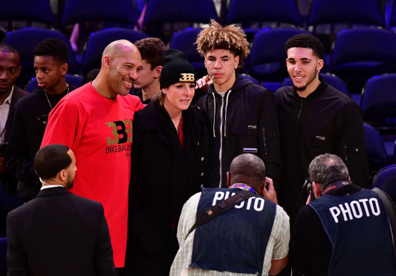 Who is LaMelo Ball's Mother, Tina Ball?