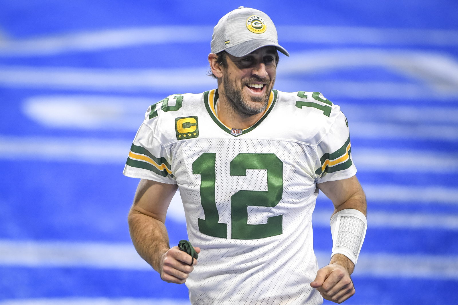 Many people love to have the GOAT debate for NFL quarterbacks. Green Bay Packers QB Aaron Rodgers recently addressed the debate.
