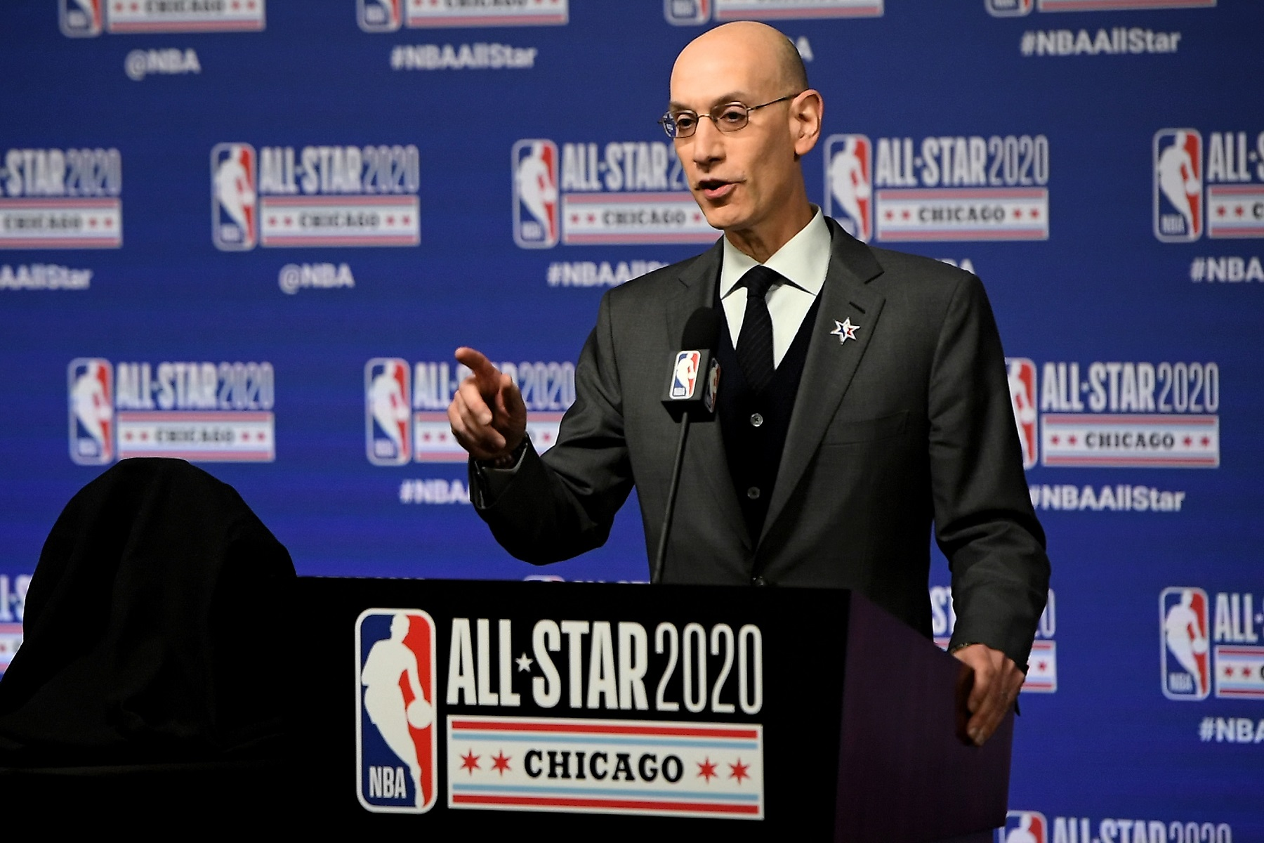 Adam Silver's Risky Plan To Keep NBA Money Flowing Will Excite Fans in 2 Cities
