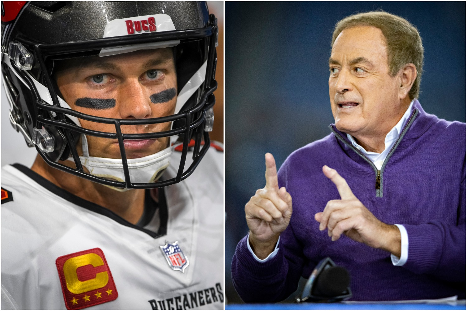 Al Michaels paid a steep price for betting against Tom Brady leaving the Patriots. In fact, he's missing $86,000 all because of Brady.