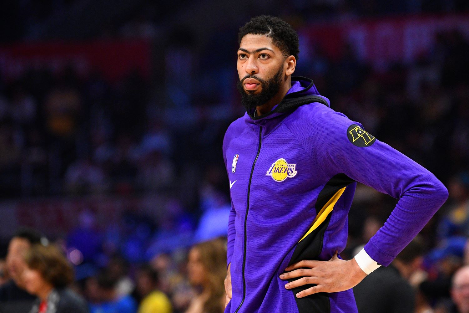 Anthony Davis recently revealed the key reason why he chose to sign a long-term deal with the Lakers.