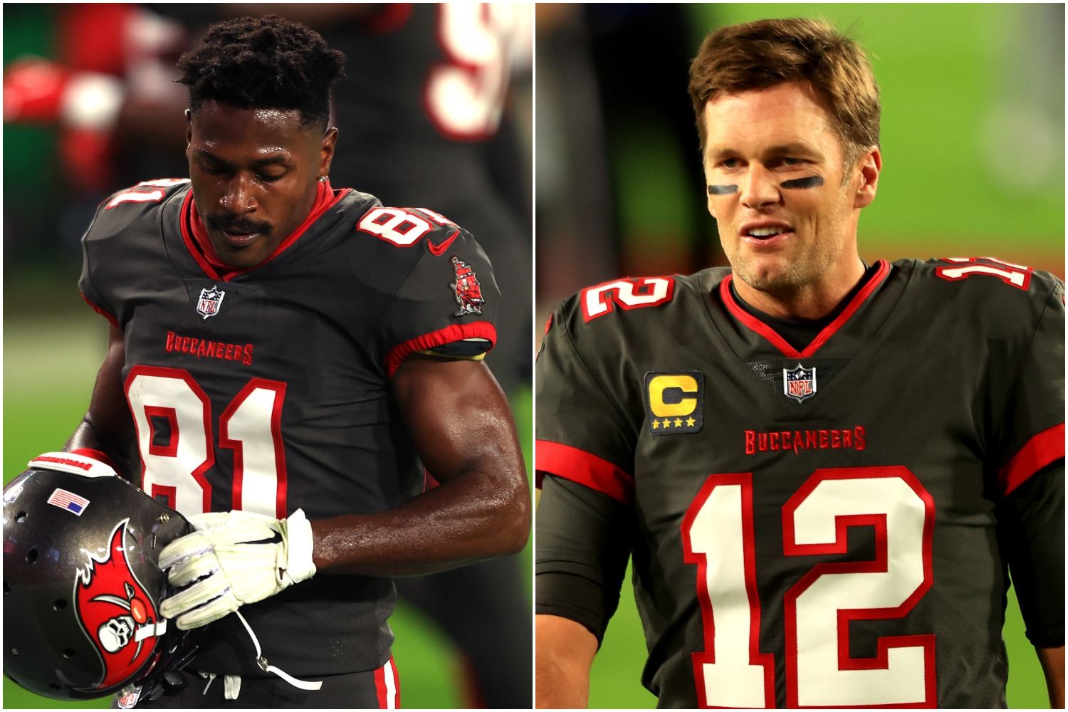 Antonio Brown Faces a $750,000 Test of His Loyalty to Tom Brady and the Buccaneers