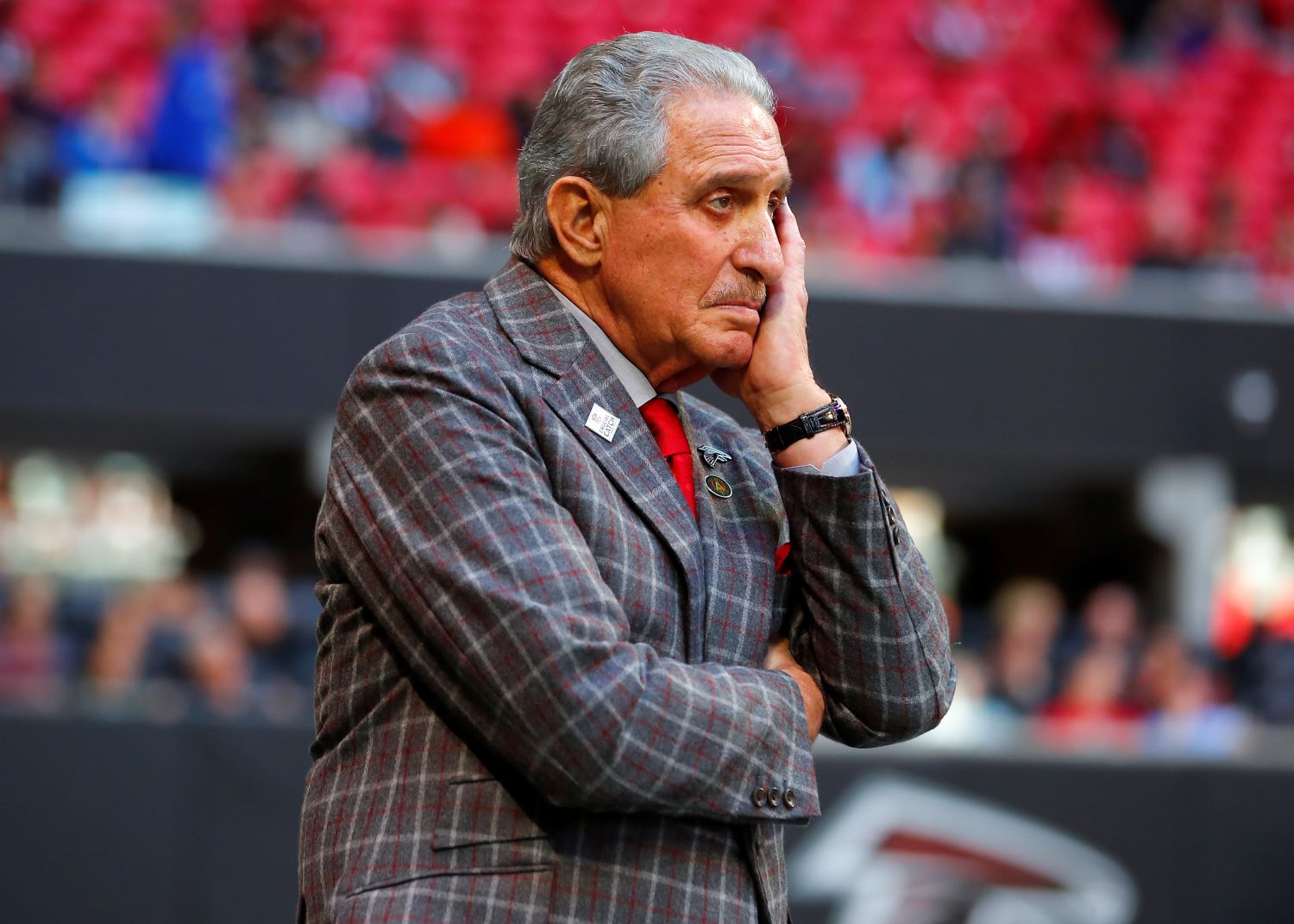 The Atlanta Falcons are targeting an ESPN analyst for their general manager vacancy.