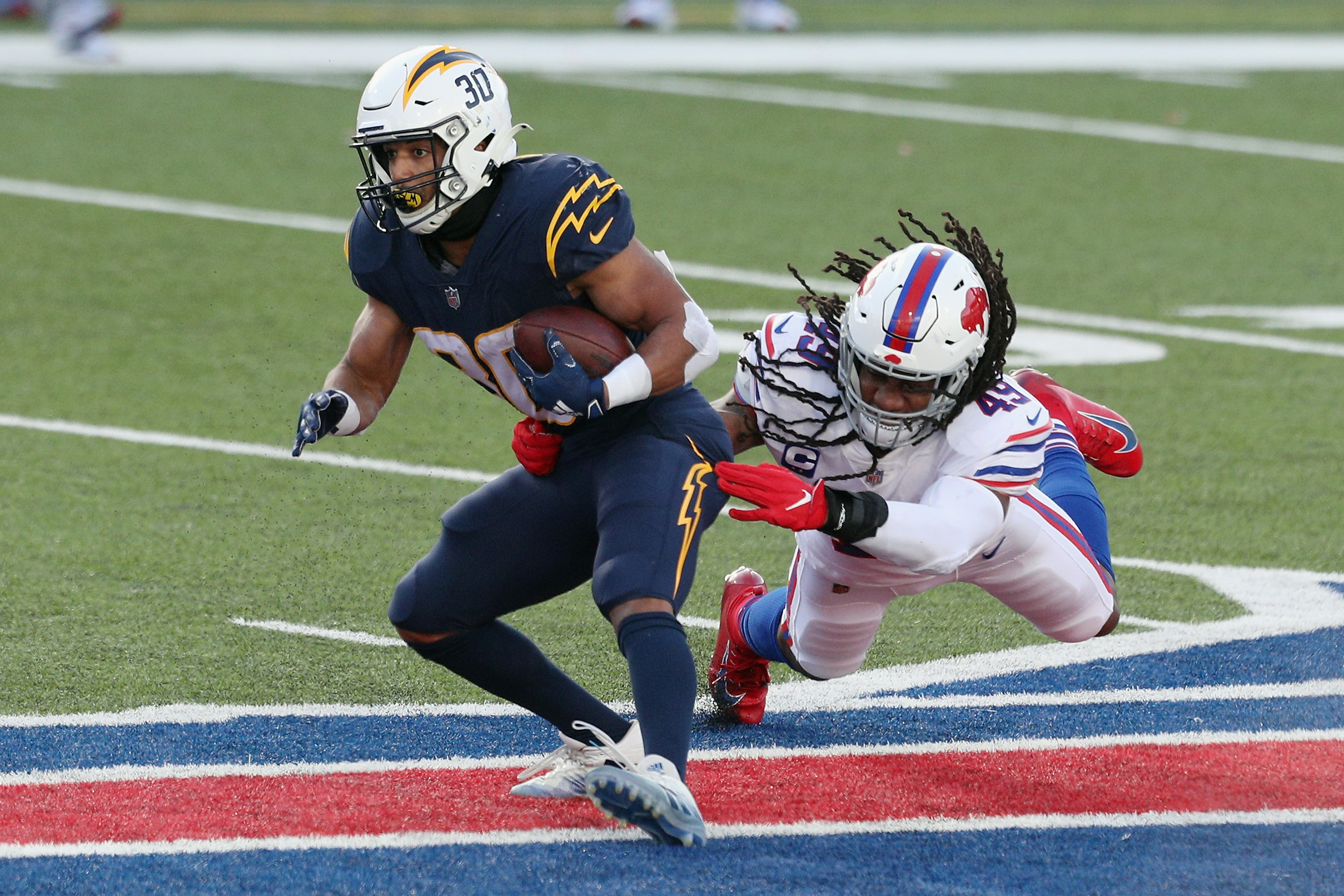 Austin Ekeler has capitalized on his opportunity.