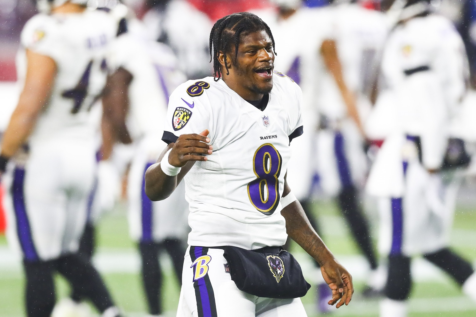 The Baltimore Ravens Are Finally Getting Their Biggest Star Back