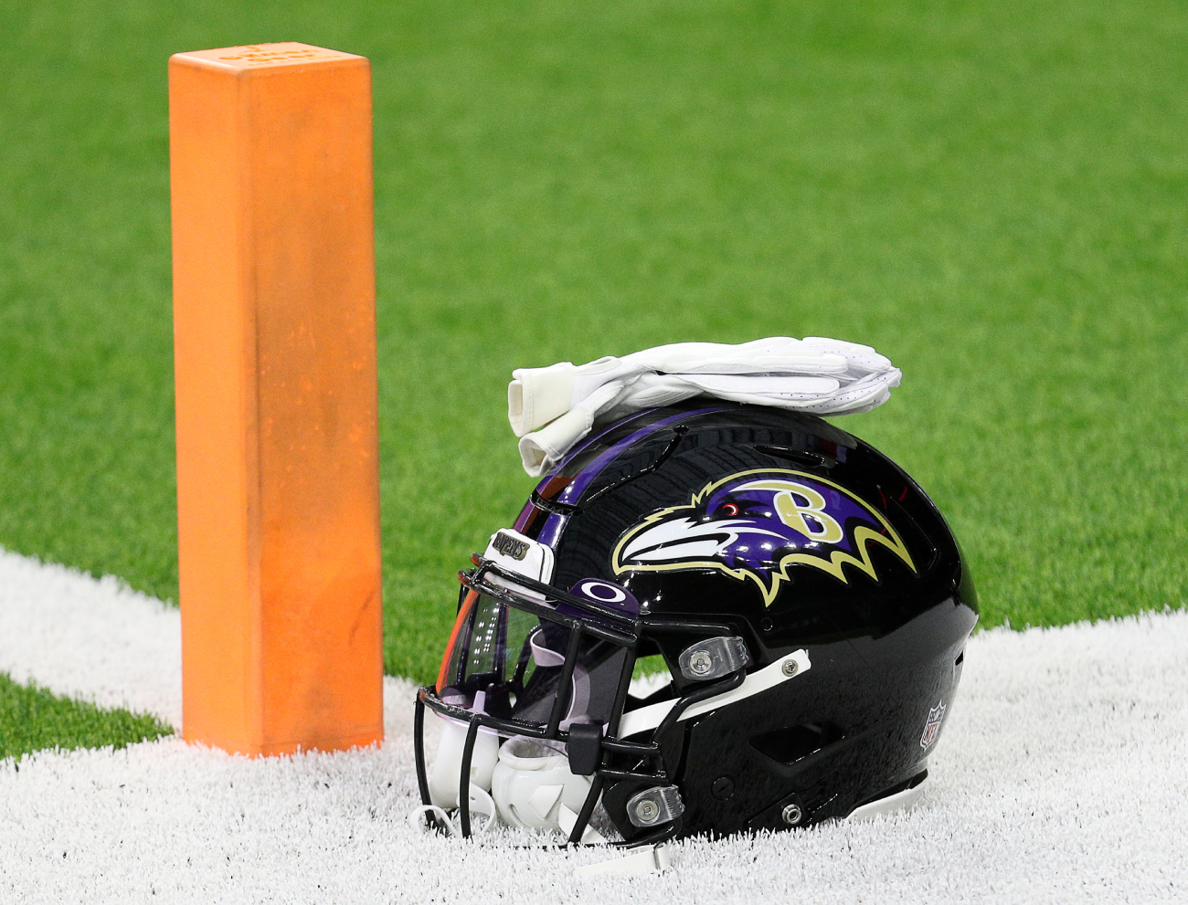 How did the Baltimore Ravens get their nickname?