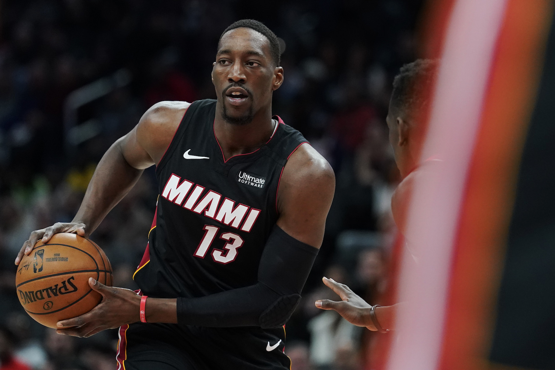 Miami Heat big man Bam Adebayo signed a massive contract extension, then gifted his mother a house.