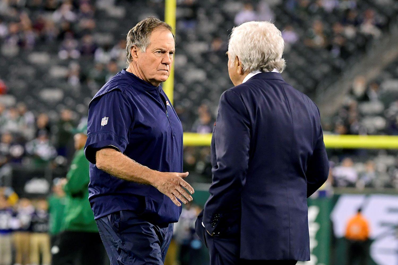 Bill Belichick can stick it to Tom Brady and Robert Kraft by bringing back Jimmy Garoppolo as the Patriots starting quarterback.
