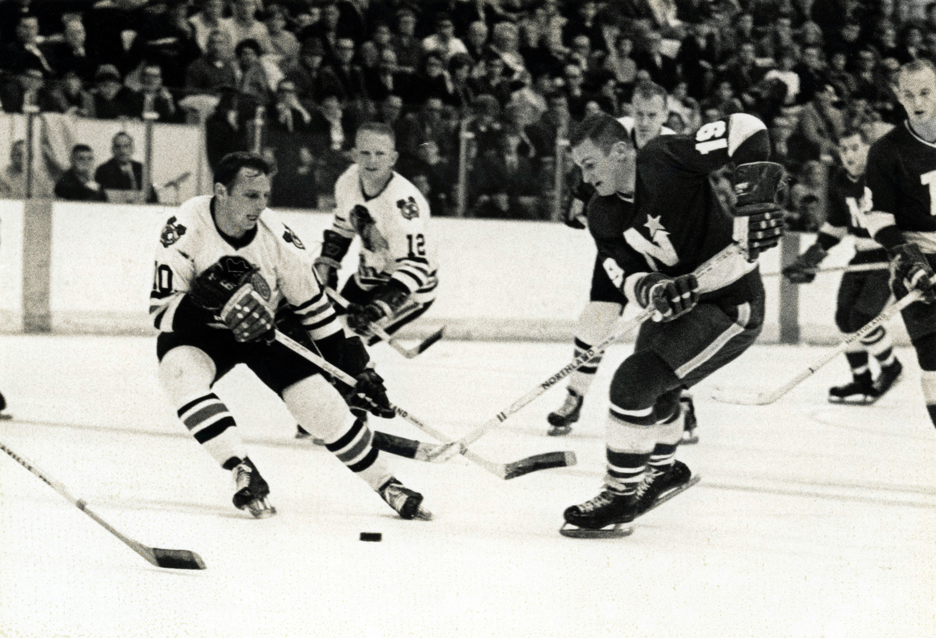Bill Masterton tragically died after an innocent, on-ice hit.