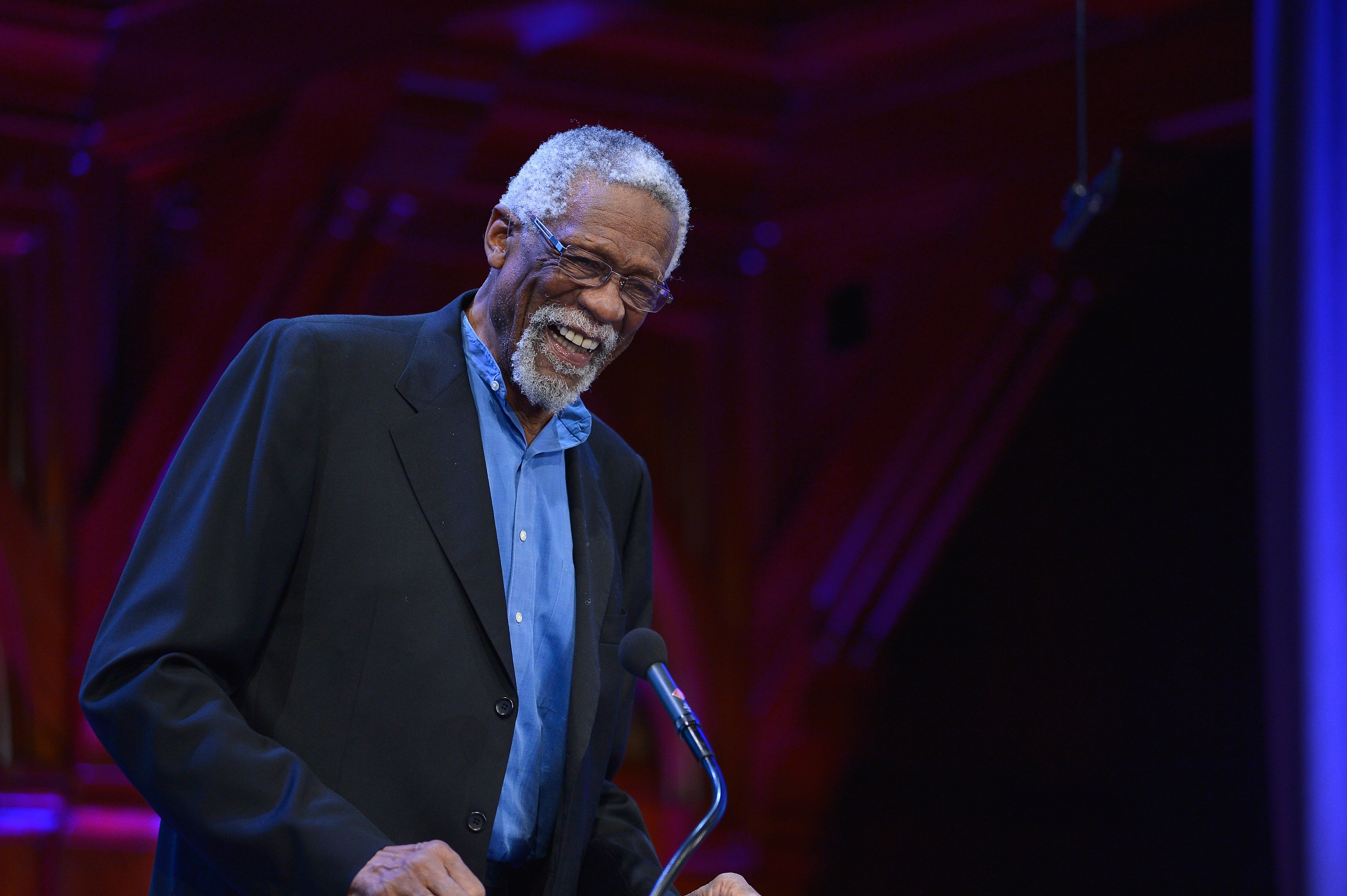 Bill Russell shares his true feelings about 2020.