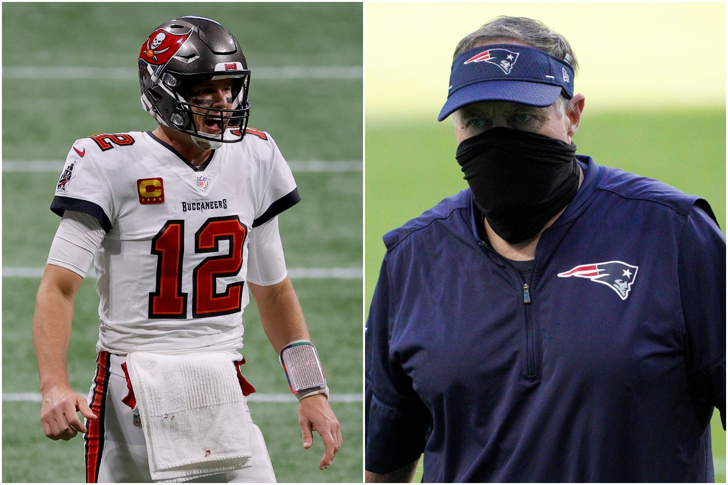 Tom Brady made Bill Belichick's worst nightmare come true by leading the Buccaneers to an epic comeback that proves he's far from finished.