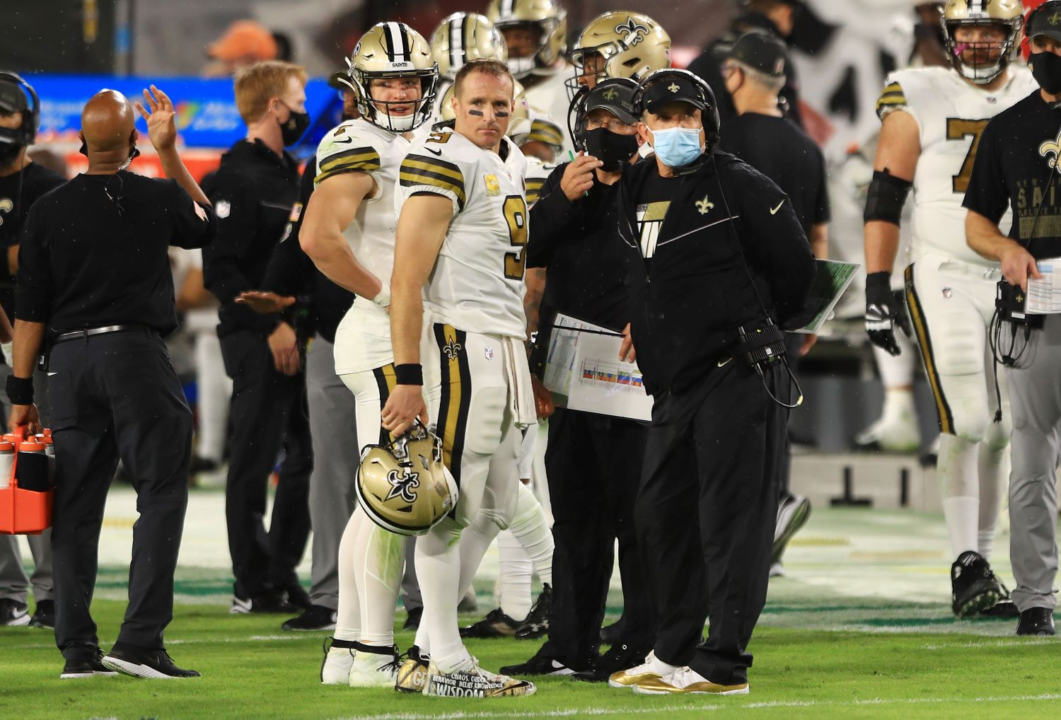 Sean Payton recently revealed how the New Orleans Saints plan to replace Drew Brees. Will their unorthodox approach to the QB spot pay off?